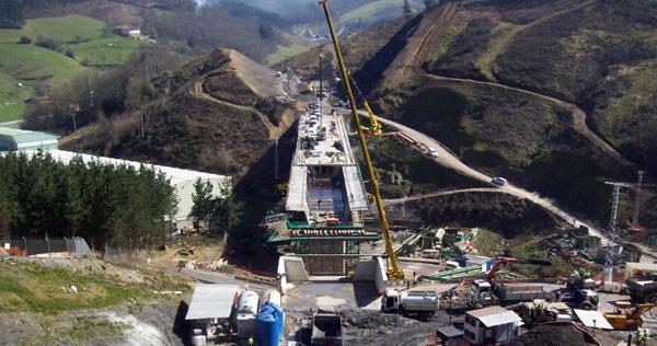 Imagen de una obra de ingenieria civil