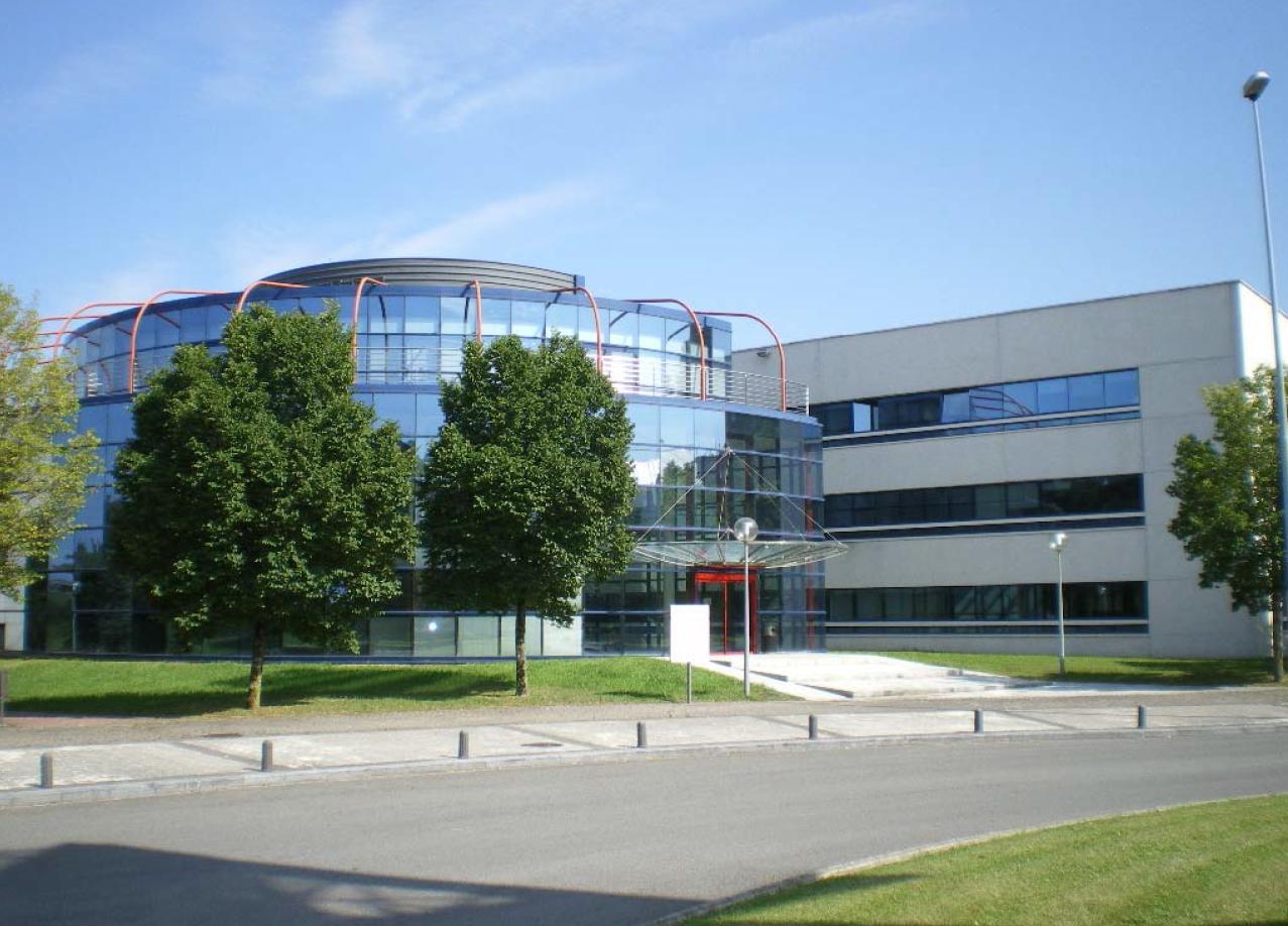 Edificio de Asmatu